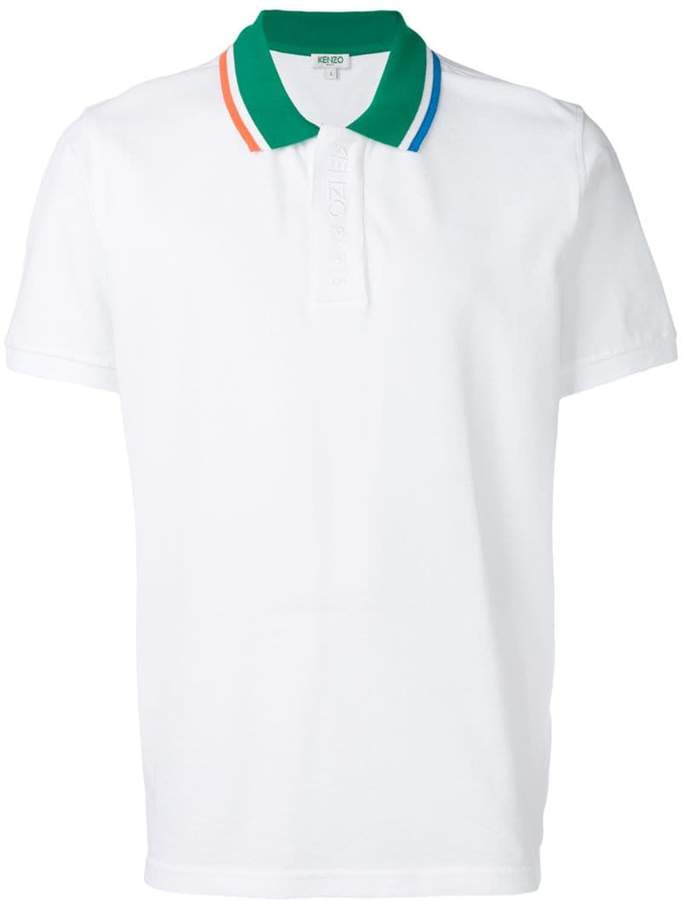 efbc2d61d2 Kenzo Men's Polos - ShopStyle