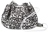 M Missoni Mini Drawstring Bucket Bag