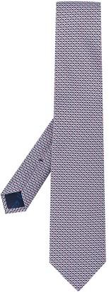 Salvatore Ferragamo Insect-Print Classic Tie