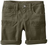 Mudd Girls 7-16 Crochet Pocket Shorts