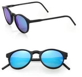 Kyme Miki 48mm Round Sunglasses