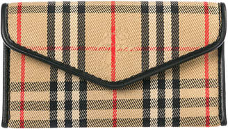 Burberry Envelope Credit Card Holder
