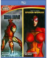Marvel knights:Iron man & spider woma (Blu-ray)