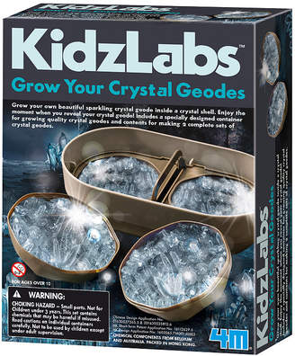 Your Own 4M Kidzlabs Grow Crystal Geodes
