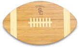 Picnic Time Touchdown! Bamboo Cutting Board - University of Southern California