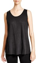Eileen Fisher U-Neck Long Tank