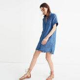 Madewell Denim Drop-Hem Shirtdress