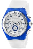 Technomarine Unisex 109013 Cruise Beach Blue/White Interchangeable Strap Watch