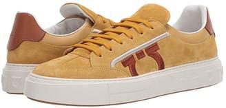 Salvatore Ferragamo Borg 12 Sneaker (Straw) Men's Shoes