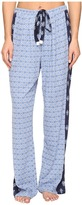 Lucky Brand Combo Print Pants w/ Pouch
