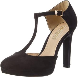 Buffalo David Bitton Shoes H748a-3 Womens Ankle-Strap Sandals