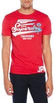 Superdry High Flyers Crew Neck Tee