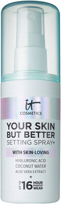 It Cosmetics Your Skin But Better Setting Spray+