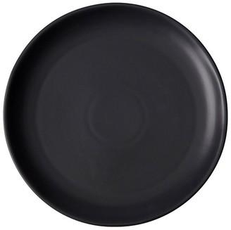 Indigo Artisan Dinner Plate Black