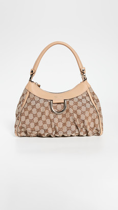 Shopbop Archive Gucci Abbey D-Ring Hobo Bag