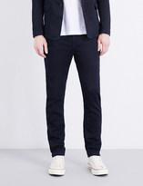 Diesel Slim-chino-m joggjeans 0680F slim-fit tapered jeans