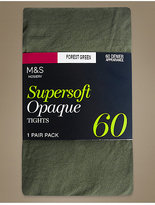 M&S Collection 60 Denier Supersoft Opaque Tights