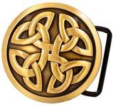 Buckle Rage Adult Mens Celtic Cross Knot Mystic Circle Gothic Belt Buckle