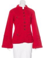 Chanel Paris-Shanghai Cashmere Wool Cardigan
