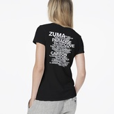 James Perse Malibu Beach Graphic Tee