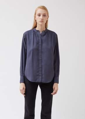 Officine Generale Paloma Shirt Pigment Dye Twill
