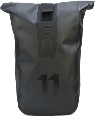 11 By Boris Bidjan Saberi Logo Detail Backpack
