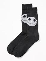 Old Navy Disney© Jack Skellington Trouser Socks for Men