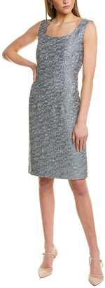 Lafayette 148 New York Rebecca Sheath Dress