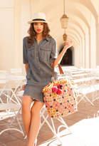 Trina Turk Rosetta Shirt Dress