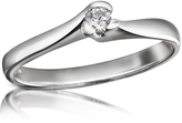 Forzieri 0.08 ctw Diamond Solitaire Ring