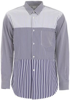 Comme des Garçons Shirt Striped Shirt
