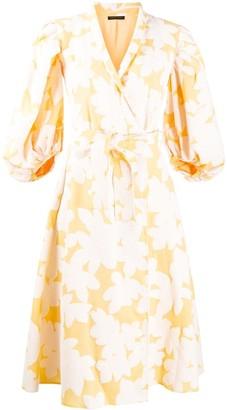 Stine Goya Belinda jacquard dress