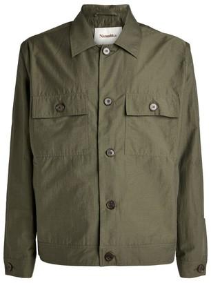Nanushka Workwear Cotton Jacket