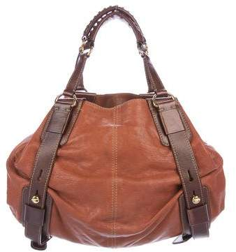 Dolce & Gabbana Aged Leather Tote