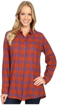Woolrich Buffalo Check Boyfriend Shirt