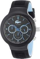 Lacoste Men's 2010720 Borneo Analog Display Japanese Quartz Watch