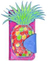 Patricia Nash Pineapple Vara iPhone 7 Folio Case