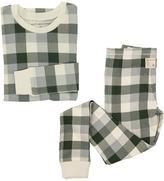 Burt's Bees Baby Kids 4-16 Burt's Bees Organic Holiday Buffalo Plaid Top & Pants Family Pajama Set