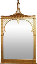 Bradburn Gallery Home Paris Floor Mirror, Gold