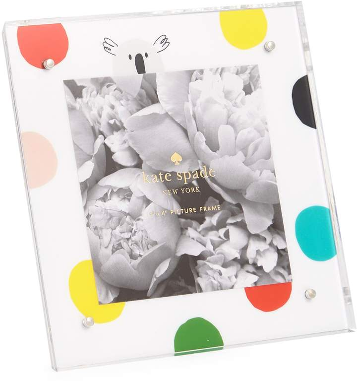 Kate Spade Hey Baby Picture Frame