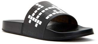 Katy Perry Jasmeen Crossword Slide Sandal