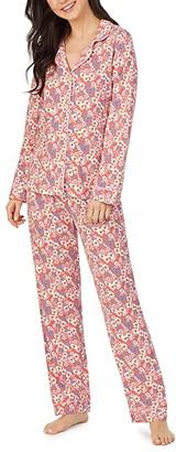 Bedhead Pajamas Long Sleeve Classic Pajama Set (Leader of the Pack) Women's Pajama Sets