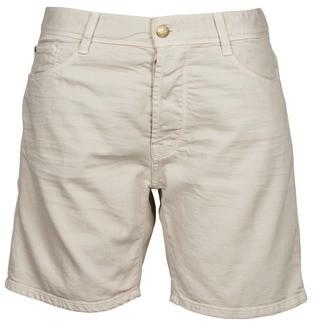 Acquaverde BOY SHORT women's Shorts in Beige