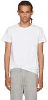Balmain Three-Pack Tricolor Distressed T-Shirt