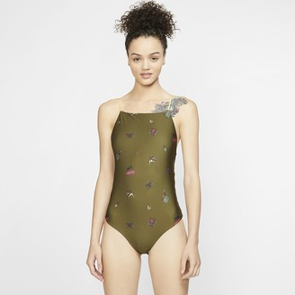 Nike Women's Bodysuit Hurley Quick Dry Jamaica