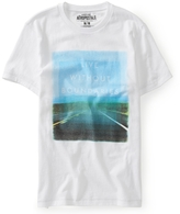Aeropostale Live Without Boundaries Graphic T