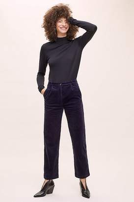 Sessun Janet Straight-Leg Corduroy Trousers