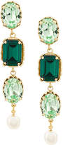 Dolce & Gabbana gemstone drop earrings