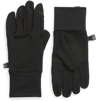 Icebreaker Sierra Tech Touchscreen Compatible Fleece Gloves