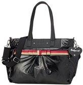 Babymel Cara Tote Diaper Bag - Black Gloss by